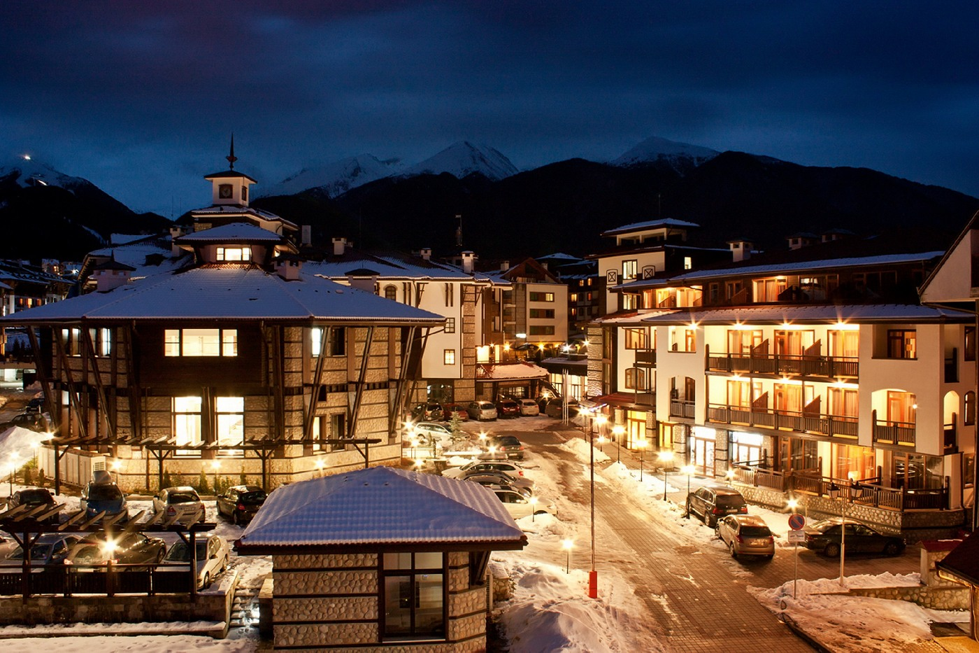 Book rooms in Hotel Astera Bansko Hotel & SPA