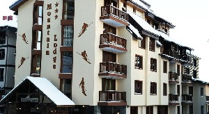 Mountain Lodge Half Board
