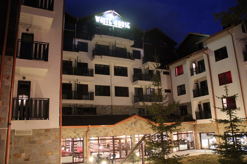 Book rooms in Hotel White House Borovets
