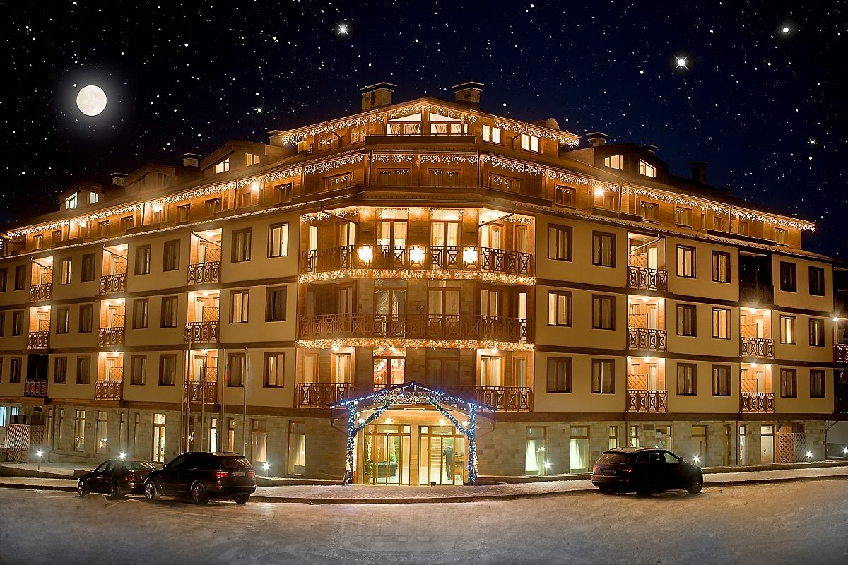 Book rooms in Hotel Vihren Palace Ski & SPA
