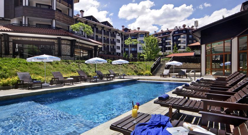 Book rooms in Hotel Astera Bansko Summer