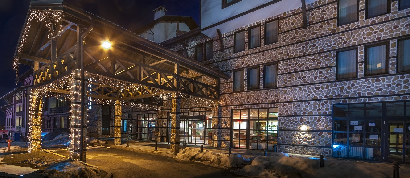 Book rooms in Hotel Lion Bansko