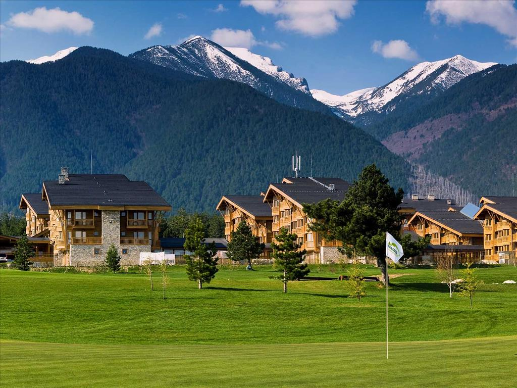 Book rooms in Hotel Pirin Golf Apartments
