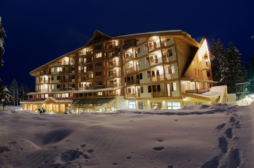 Book rooms in Hotel Iceberg Borovets