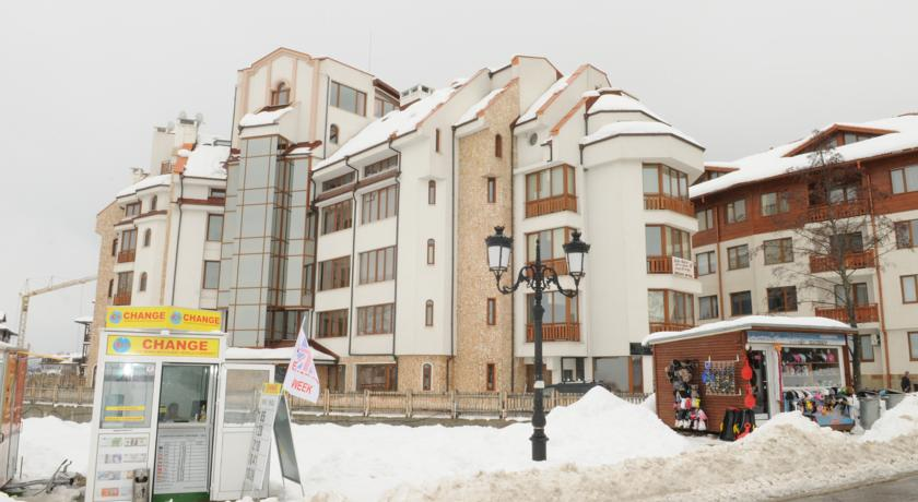 Book rooms in Hotel Pirin Place Apartments